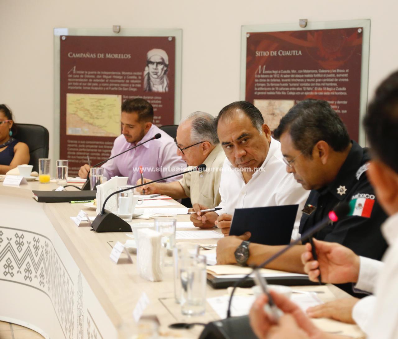 Se integran partidos políticos con registro local a la Sesión de la Mesa por el Proceso Electoral