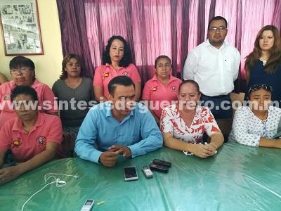 Denuncian entrega discrecional de plazas del Ayuntamiento de Chilpancingo al SUSPEG