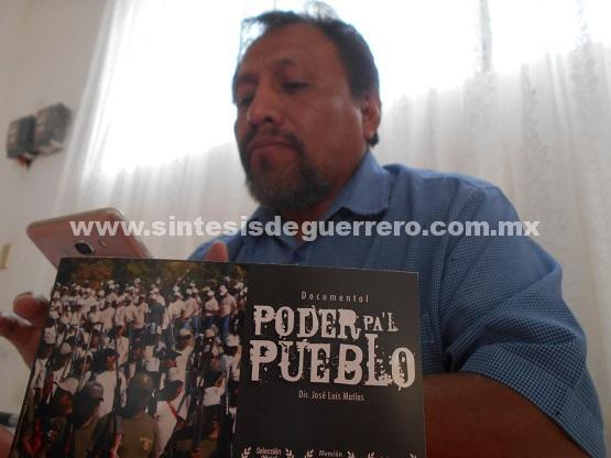 Premian documental guerrerense en Paraguay