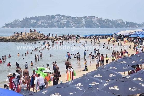 (Video) Alcanza zona Dorada de Acapulco 96.1 por ciento de ocupación hotelera