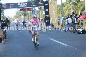 Arrancò la etapa Acapulco de La Tour de France
