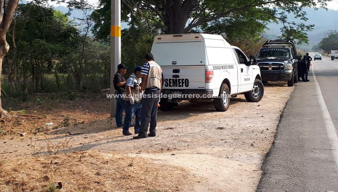 Ejecutan a policía comunitario de la UPOEG en poblado de Chilpancingo