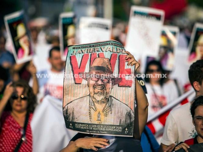 Asesinato del periodista Javier Valdez, ligado a su trabajo