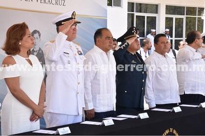 Unidad Nacional, motor para enfrentar los acontecimientos que aquejan y lastiman, señala Astudillo Flores.