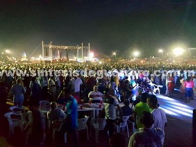 Guerrero es cultura y tradición, se llevó a cabo el primer Festival de Cumbias en San Marcos