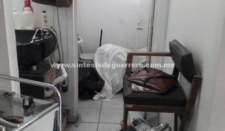 Asesinan a familiar de diputada priista en Chilpancingo