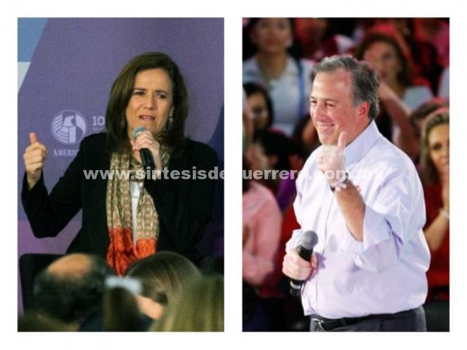 Meade y Zavala piden al INE les brinde seguridad