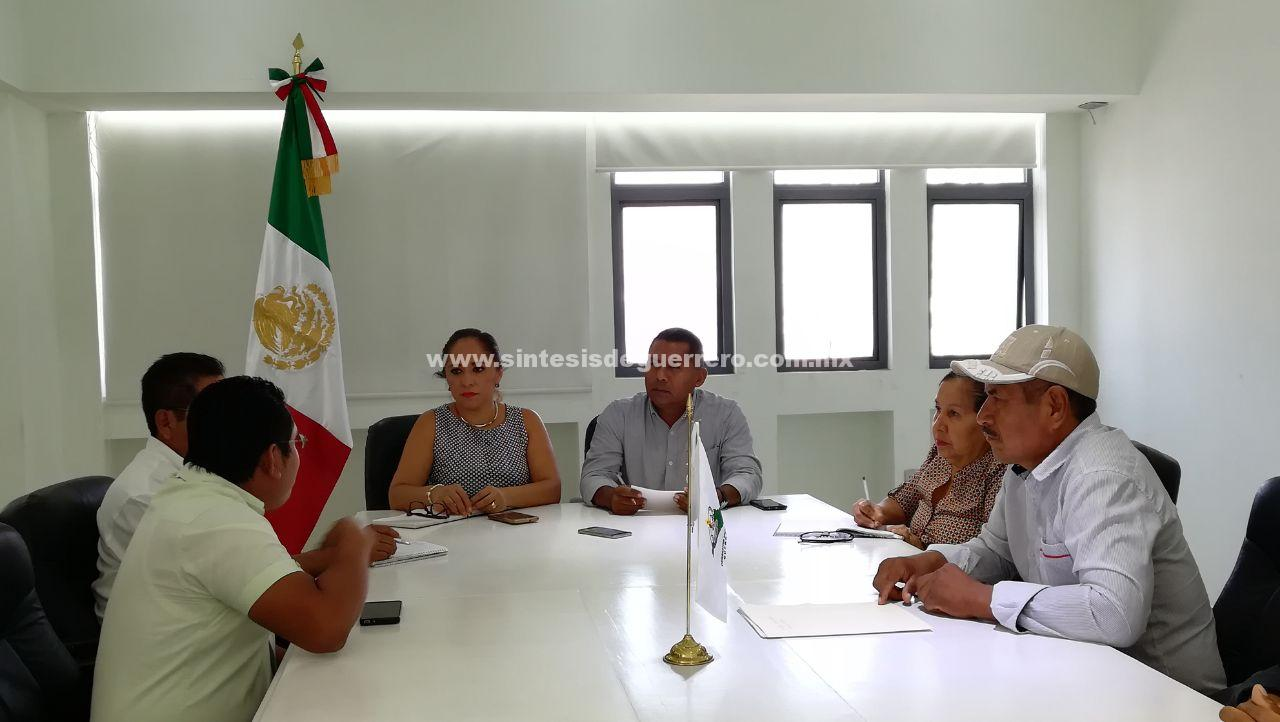 Pueblos del Alto Balsas presentan queja contra dependencias ambientales, por no atender contaminación del río
