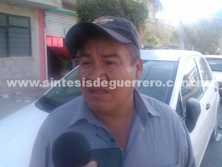 Transportistas exigen reparación de la carretera Chilapa-Hueycantenango