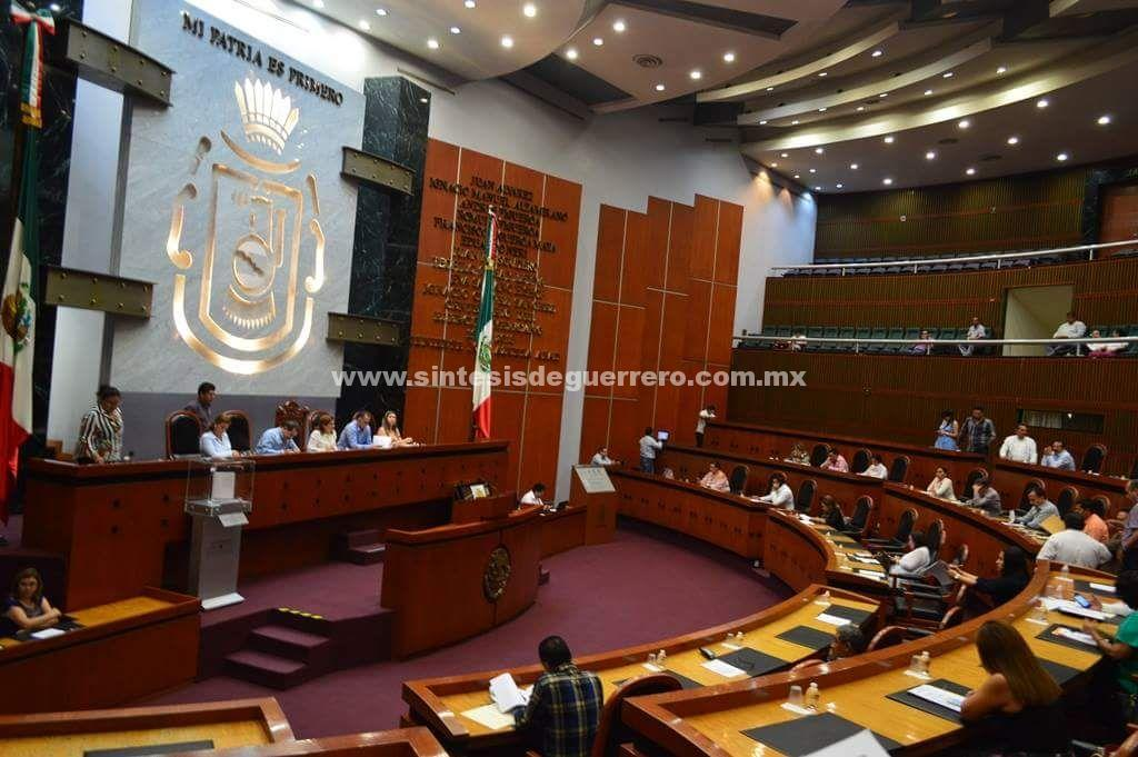 Avalan diputados de Guerrero iniciativa sobre legalización de amapola; la enviarán al Congreso de la Unión