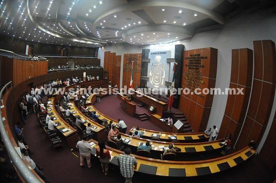 Aprueba el Congreso de Guerrero por unanimidad la Guardia Nacional