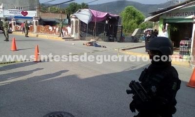 Ejecutan al policía que sobreviviò al ataque contra Director de Seguridad de Chilapa