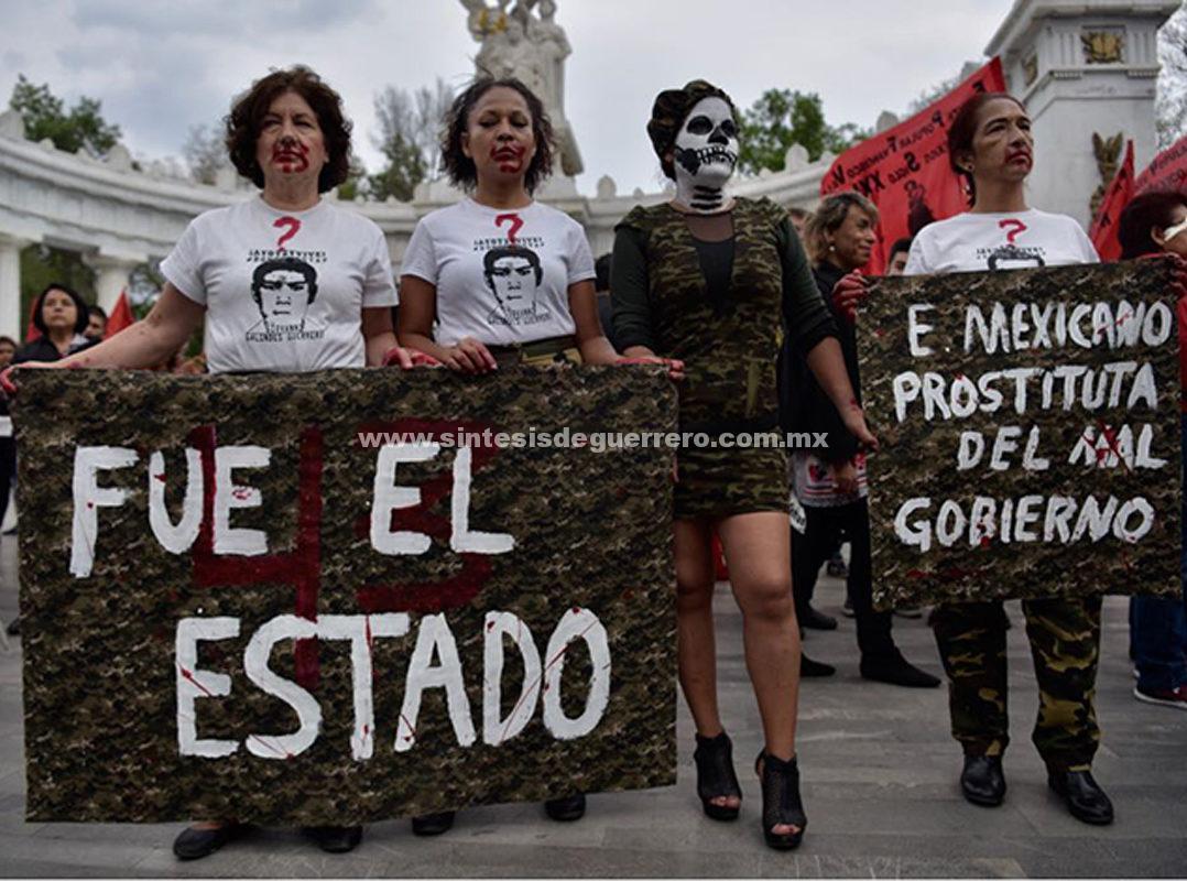 Caso Iguala confronta a la CNDH y la PGR