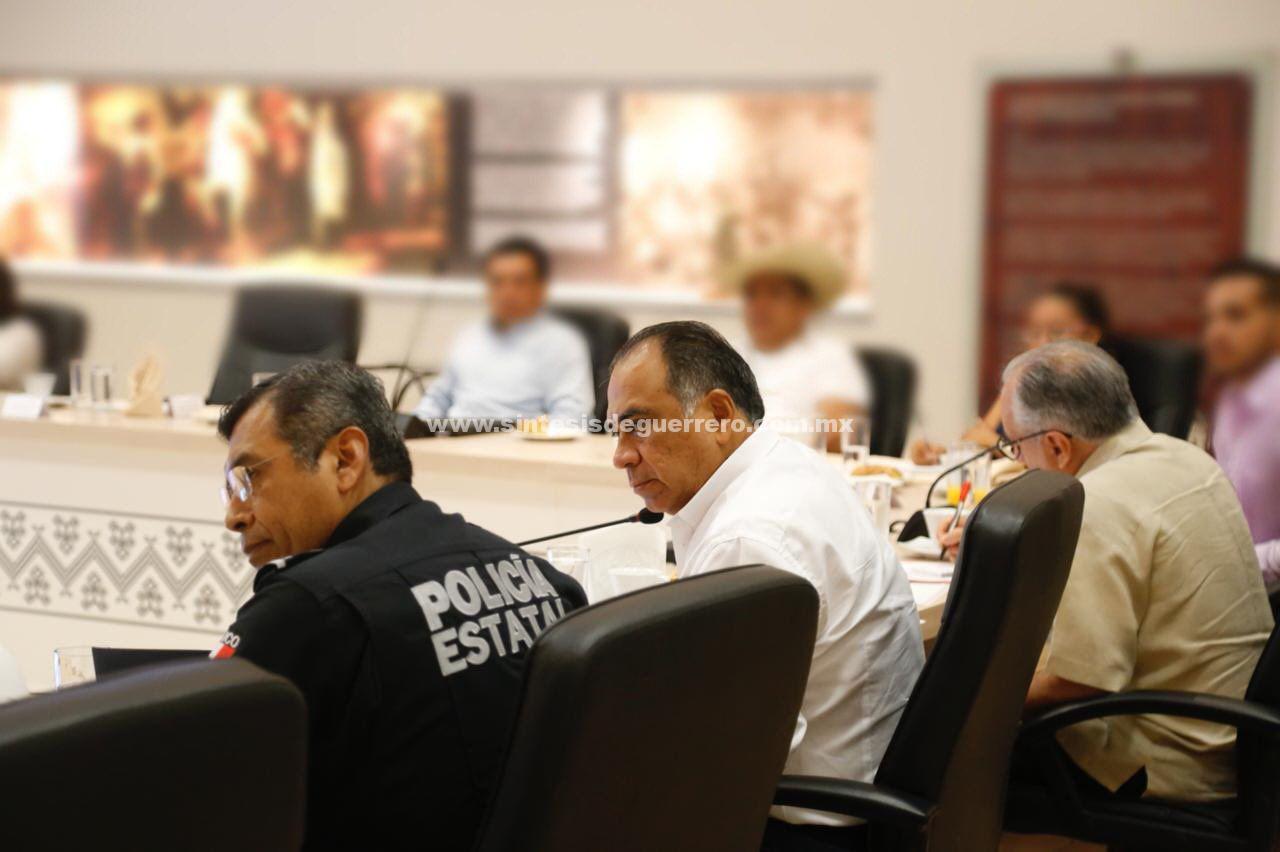 Refrenda Héctor Astudillo que será respetuoso del proceso electoral
