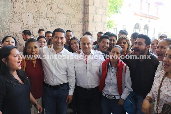 Volverá Guerrero a ser el principal destino turístico de México: Manuel Añorve en Taxco.