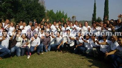 Arrancó campaña Alicia Zamora en Chilapa