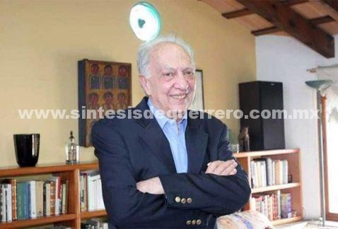 Murió el escritor Sergio Pitol a los 85 años
