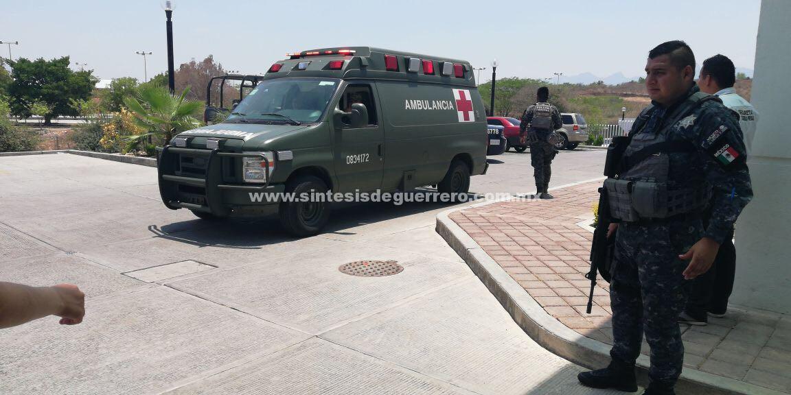 """Comando ataca y """"levanta"""" a elementos de la PGR, en Zihuatanejo"""