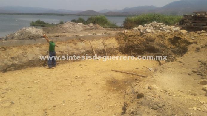 Clausura PROFEPA relleno ilegal realizado por un partcular en Laguna de Coyuca, Guerrero