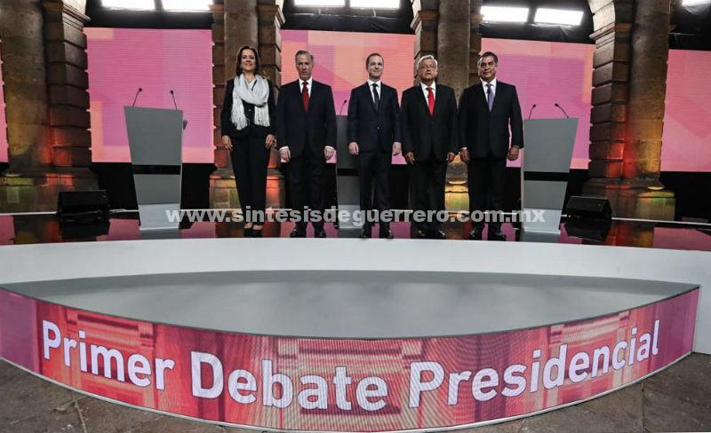 Lo bueno y malo del debate: Rafael Cardona