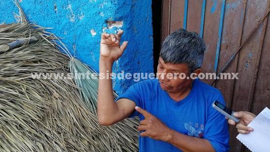 Sigue hostigamiento a pobladores de Quetzalcoatlán, por grupo armado de Tlaltempanapa