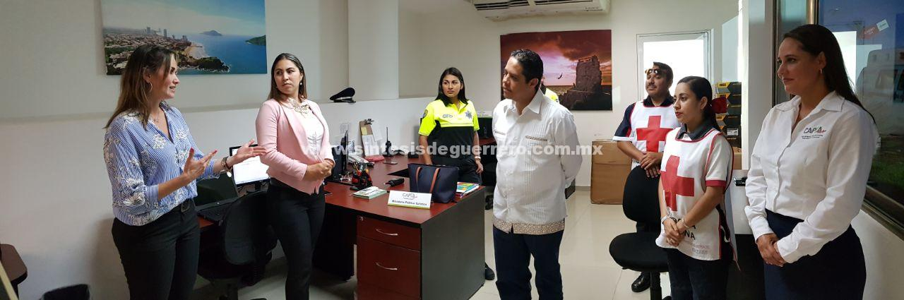 Constata Evodio experiencias exitosas de Acapulco replicadas en Mazatlán