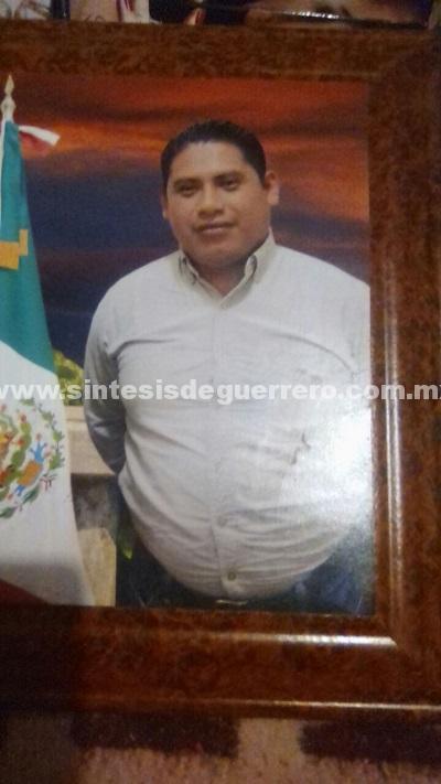 Reportan desaparición del comandante operativo de la Policía de Chilapa