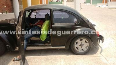 Ejecutan a un hombre cerca de Casa Guerrero, en Chilpancingo