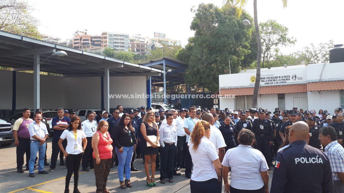 Realiza Protección Civil simulacro de sismo en dependencias del Ayuntamiento