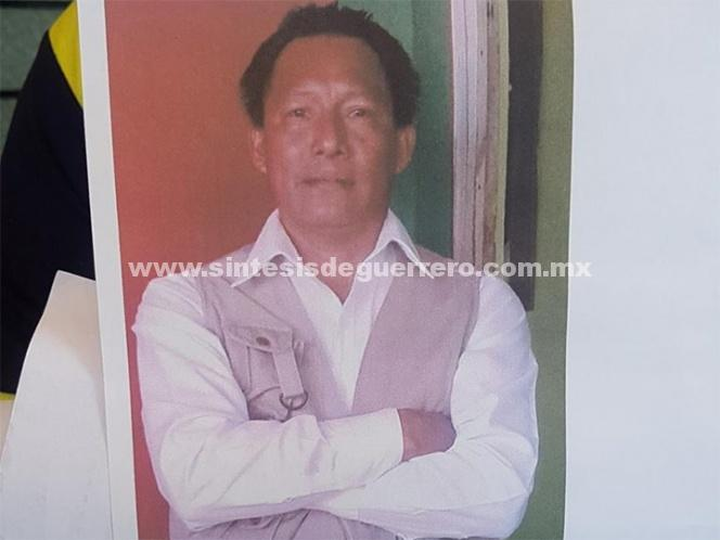 Reportan desaparición del reportero Fabián Hipólito Enemecio