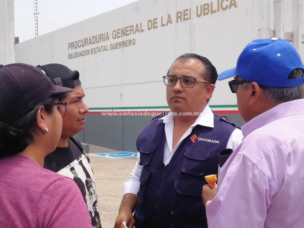 Por allanamiento a sus oficinas, Quadratín Guerrero pide a PGR atraer investigación