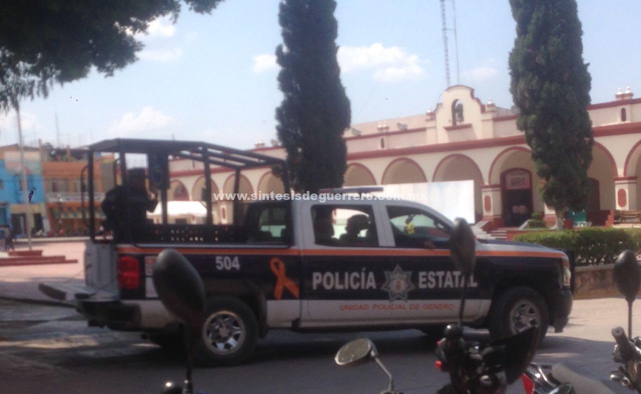 En Chilapa, la Alerta de Violencia de Género del Gobierno de Guerrero es inservible