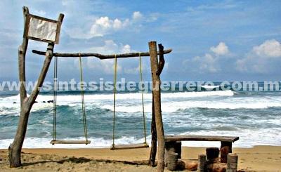 Playa Ventura, Casa de piedra, cómo me encanta Copala