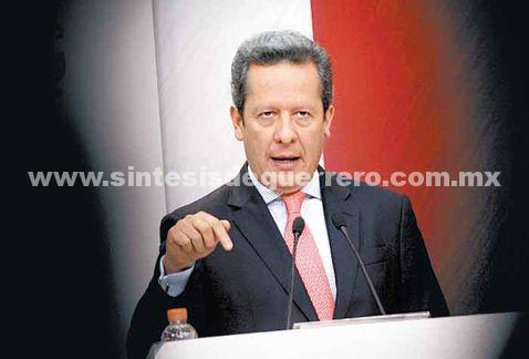 Peña no habló con Slim por NAIM: Presidencia
