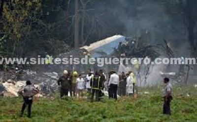 Cancillería confirma la muerte de siete mexicanos en accidente de Cubana de Aviación