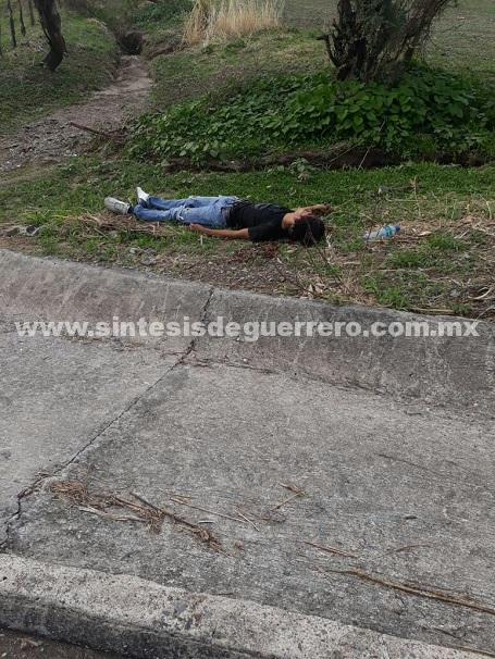 "Con el ""tiro de gracia"" ejecutan a dos jóvenes en Santa Teresa"