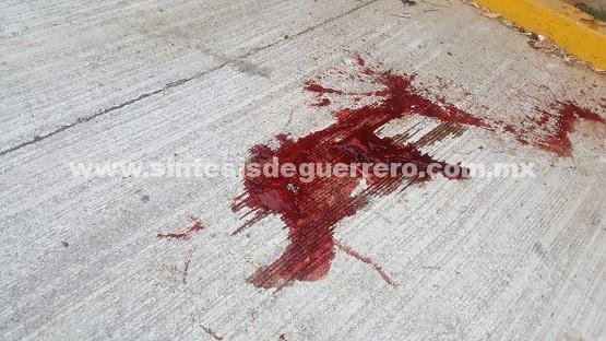 Al pie de su casa, matan a otro hombre en Acapulco