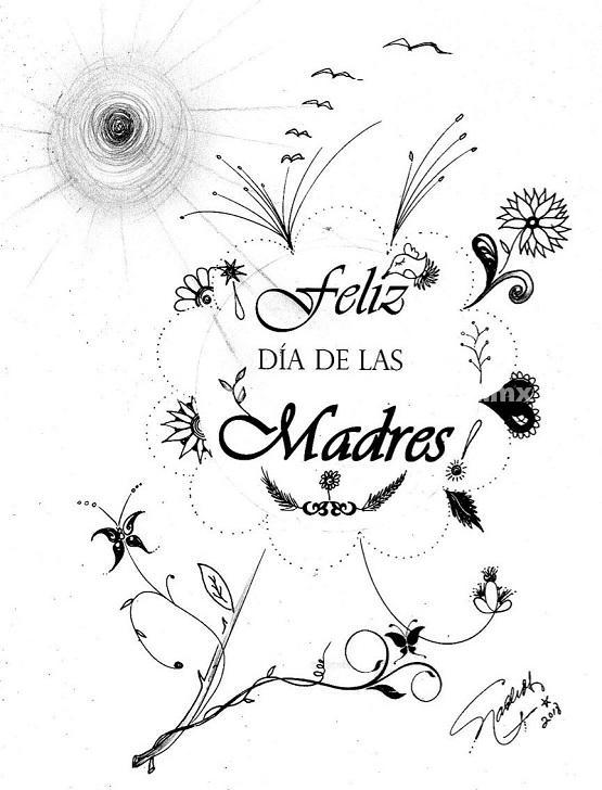 El Cartón de Nacho's: ¡FELIZ DÍA DE LAS MADRES!