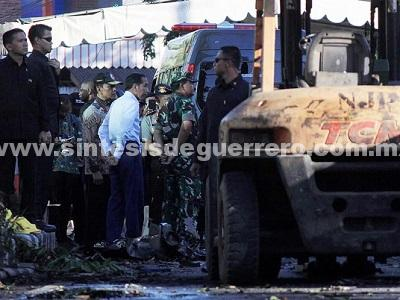 EI reivindica atentados contra cristianos en Indonesia
