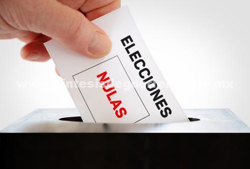 Índice Político: Quieren anular la elección… y generalizar el desastre