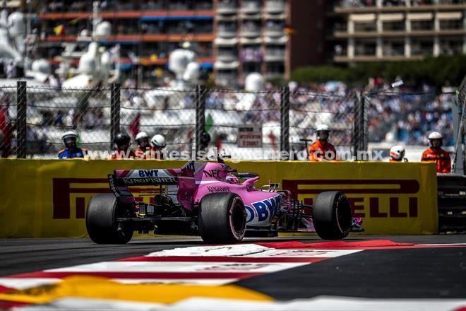 Domina Ricciardo en Mónaco