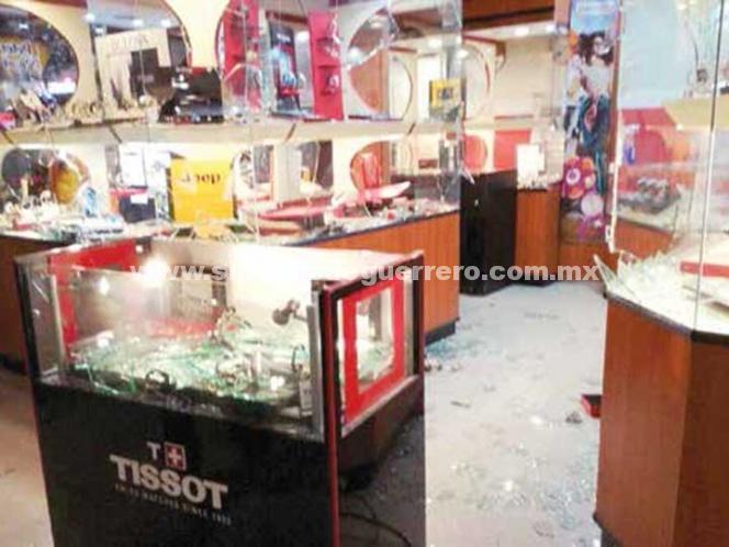 Suman 25 los robos de joyas en 6 estados; asaltos millonarios