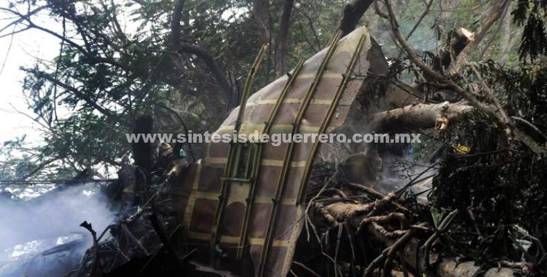 Cuba: Identifican restos de todas las víctimas de la catástrofe aérea en La Habana
