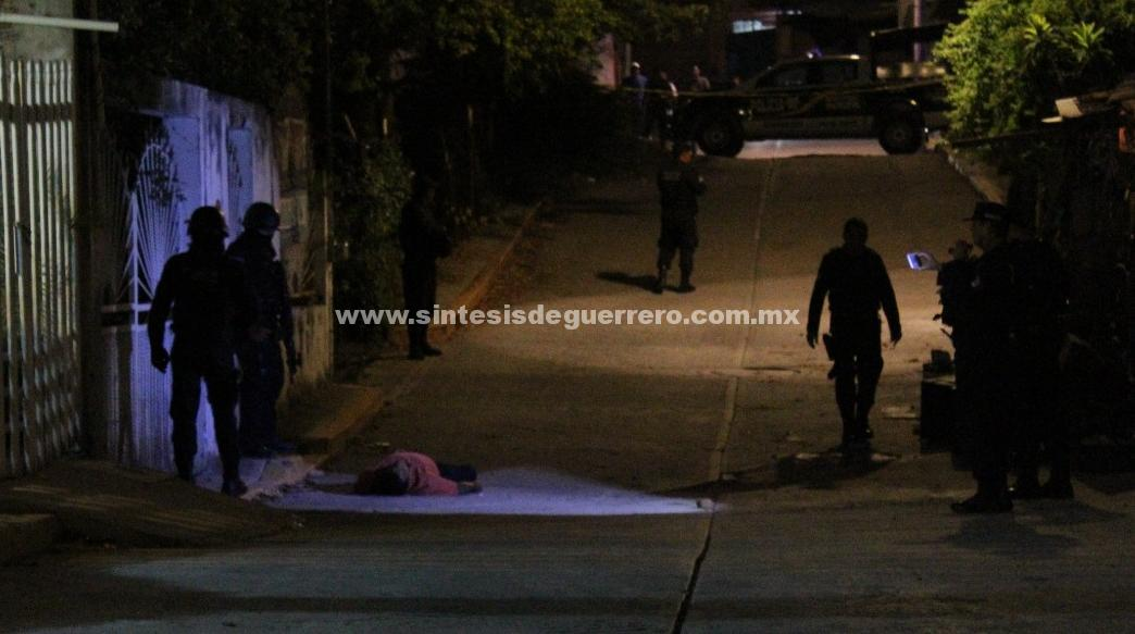 Ejecutan a otro taxista en Zumpango del Río