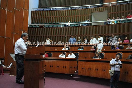 Congreso de Guerrero aprobó por mayoría de votos la lista de aspirantes a ocupar la titularidad de la Fiscalía General del Estado