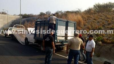Identifican a los nueve hombres asesinados, hallados en una camioneta