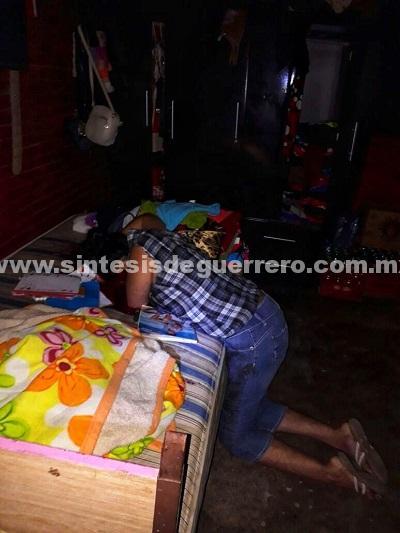 Asesinan a madre e hija en su domicilio, en Sabana Grande, Tepecoacuilco