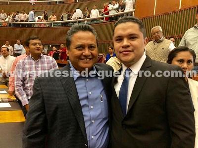 Jorge Zuriel de los Santos Barrila como titular de la Fiscalía Estatal