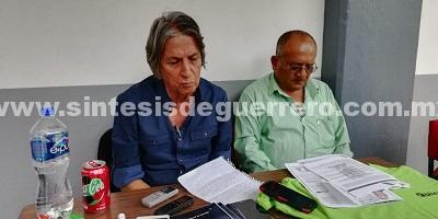 """Siguen """"levantones"""" de estudiantes de la UAGro y autoridades universitarias hacen caso omiso, denuncian maestros"""