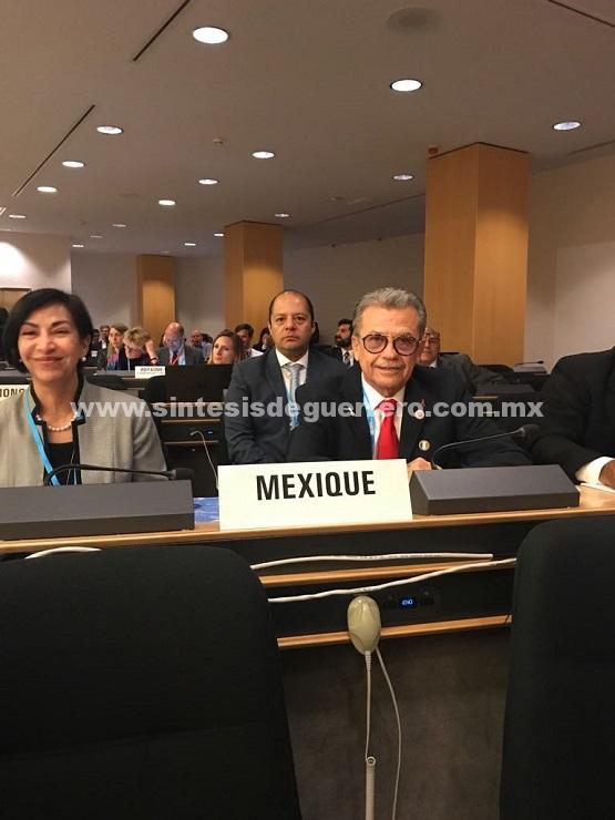 Guerrero, reconocido a nivel mundial por su avance en materia de salud materna y perinatal en México.